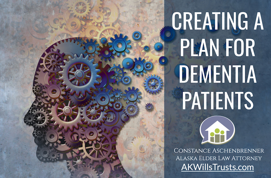 Elder Care Law for Alzheimer's and Dementia